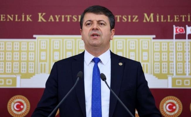 """CHP'li Tutdere: """"Adıyaman'ın 16 Bin 68 Dekarlık Tarım Arazisi Yok Oldu"""""""