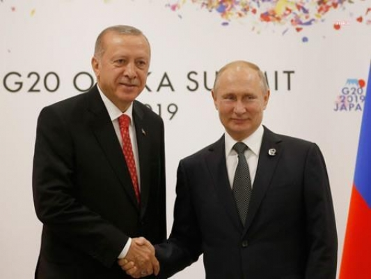 Cumhurbaşkanı Erdoğan ve Putin telefonda görüştü: Sputnik V aşısı ele alındı