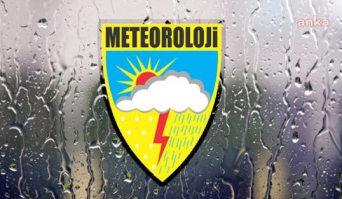 İstanbul için sağanak yağış uyarısı!