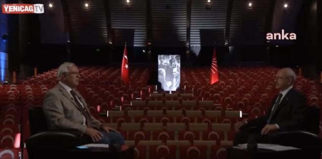 """Kılıçdaroğlu'ndan Adaylık Açıklaması; """"İttifak Derse Ki, 'Olacaksın' Oluruz O Zaman"""""""