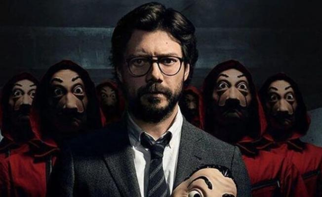 La Casa De Papel 5. sezondan beklenen ilk görsel geldi
