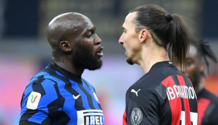 Lukaku'dan Ibrahimovic'e gönderme: Gerçek tanrı, kralı ilan etti; şimdi eğilin