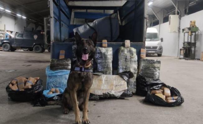 Van'da 216 Kilo Eroin Yakalandı