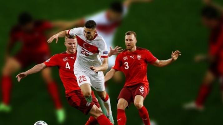 A Milli Futbol Takım'ı Euro 2020'ye veda etti