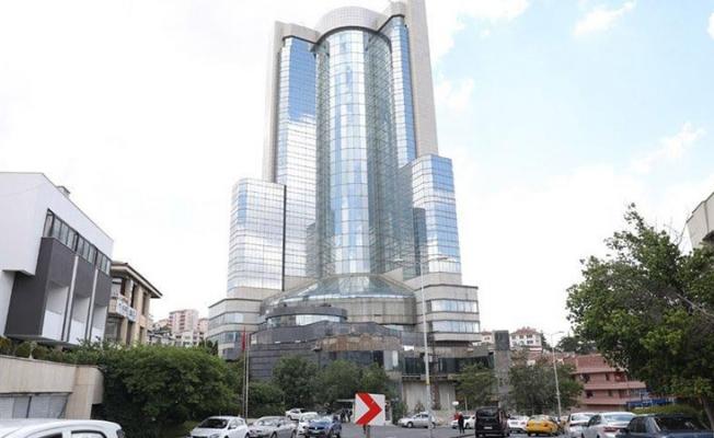 Ankara'daki 35 katlı otel borçlarından dolayı Alman bankasının oldu