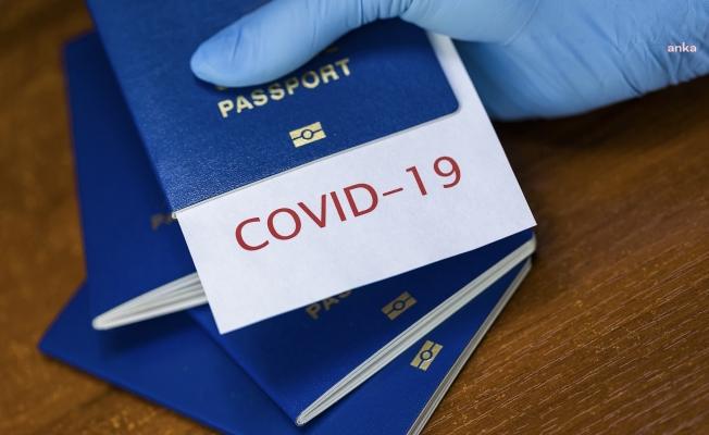 """Aşı pasaportu""na  Avrupa Parlamentosu'ndan onay"