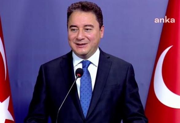 Babacan: Sedat Peker'in iddialarının muhatapları var, savcılık süreçleri başlatılmamış durumda