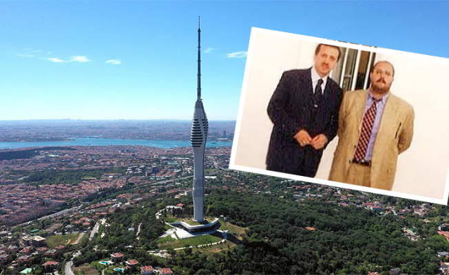 Çamlıca Kulesi'ndeki 360 Kule Kafe & Restoran'ın işletmesi, Erdoğan'a yakın isim olan Hasan Yeşildağ'a ihalesiz olarak verildi