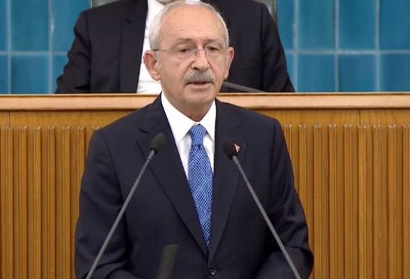 Kılıçdaroğlu: Erdoğan tayfası cumhuriyetten intikam almak istiyor; silah fabrikalarını birilerine pazarlamak istiyor