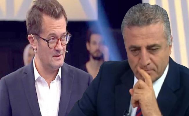 """Cengiz Semercioğlu'ndan Fuat Kozluklu'ya: """"Şerefsiz"""" Fuat!"""