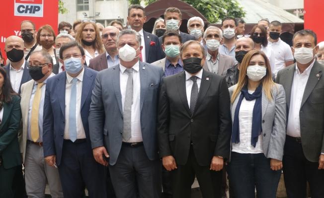 CHP Heyeti Yalova'dan Seslendi: Vefa Salman Görevine İade Edilmeli!