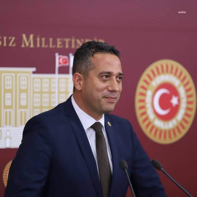 CHP'li Başarır:  MASAK raporu yok, ama mahkeme Sezgin Baran Korkmaz'a verdiği tedbir kararını kaldırıyor