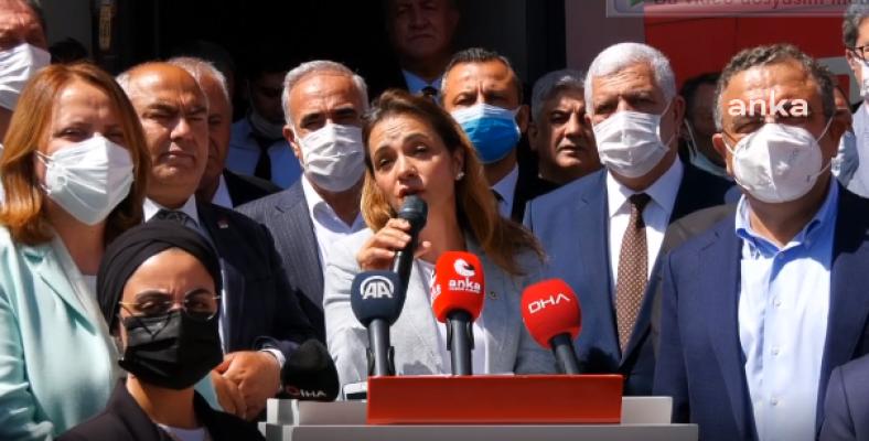 """CHP'li İlgezdi: """"Üretimsizlik, Yatırım Eksikliği ve Siyasi Çekişmeler, Erzurumlu Gençlerimizin Geleceğini Kararttı!"""""""