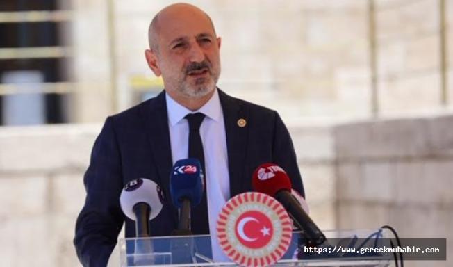"""CHP'li Öztunç'tan Erdoğan'a yanıt: """"Terör örgütleriyle ilişki konusunda AKP'nin eline kimse su dökemez"""""""