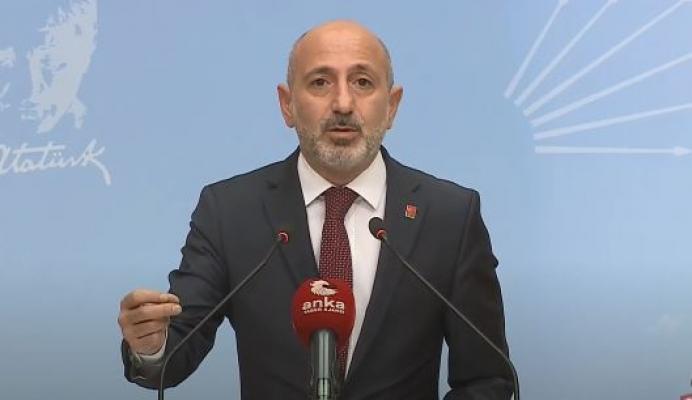 """CHP'li Öztunç Uyarılarına Devam Ediyor; """"Böyle Giderse Marmara Denizi İç Denizden İç Çöle Dönecek!"""""""
