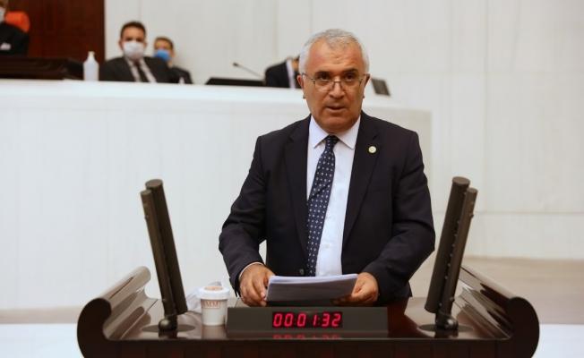 "CHP'li Yeşil: ""Ankara'da son bir ayda 228 esnaf kepenk indirdi"""