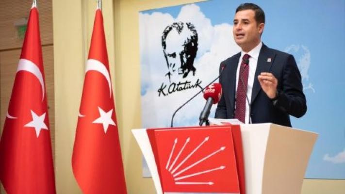 """CHP'li Akın; """"Beton Kanalın Kendisi Gibi Maliyeti de Tam Bir Kaos"""""""