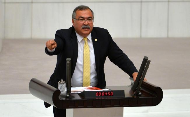 """CHP'li Bülbül: """"Kanun Teklifi Anayasa'yı İhlal Ediyor"""""""