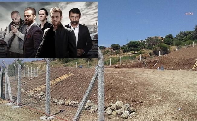 Çukur Dizisi Oyuncuları, Sit Alanına İnşaat Yapmak İstedi, Belediyeden ve Çevrecilerden Tepki Geldi