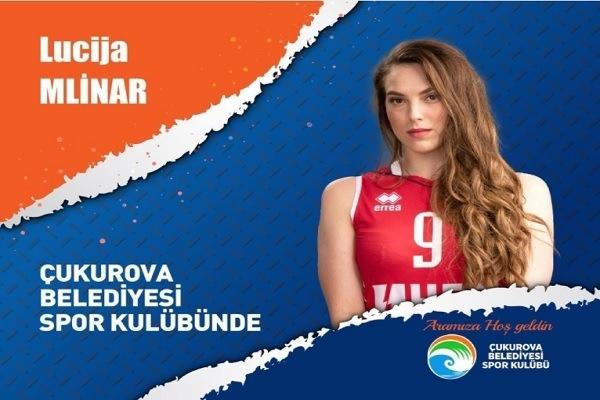 Çukurova Belediyesi Spor Kulübü Hırvat Milli smaçör ile anlaştı