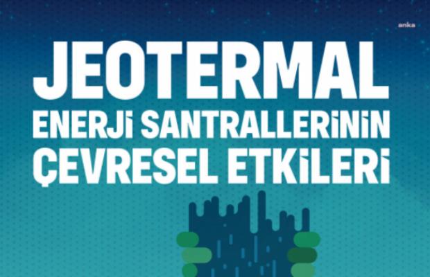 """Dünya Çevre Günü'nde CHP'den """"JES Raporu""""; Çevreye Zarar Veren Bir Enerji Türüne Dönüştüğü Gözlemleniyor!"""