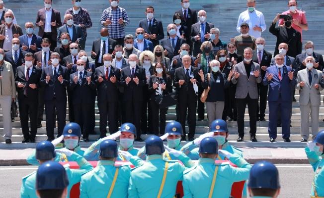 Eski Bakan Selahattin Babüroğlu İçin TBMM'de Cenaze Töreni Düzenlendi