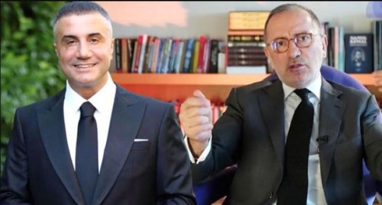 Fatih Altaylı: Yurdun dört bir yanında miting yaptıran onlar, ayrı düşüp kirli çamaşırlar ortaya saçılınca Sedat Pekerci olan biz!