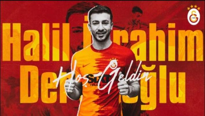 Galatasaray'dan Halil Dervişoğlu için yeni formül