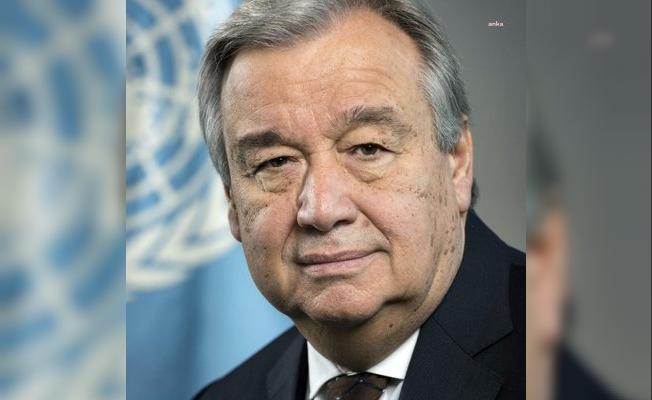 Guterres, ikinci kez Birleşmiş Milletler Genel Sekreteri seçildi