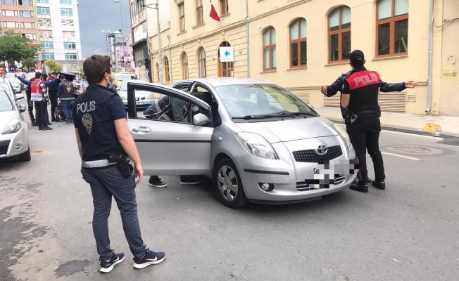 İstanbul'da Bir Haftada 45 Bin Sürücüye Ceza