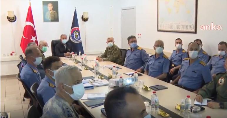 """Milli Savunma Bakanı Akar: """"24 Temmuz 2015'ten itibaren 18 bin 140 terörist etkisiz hale getirildi''"""