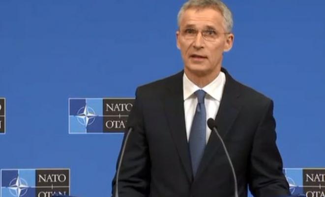 NATO Genel Sekreteri Stoltenberg: Pekin'in yükselişine ortak yanıt vermeliyiz