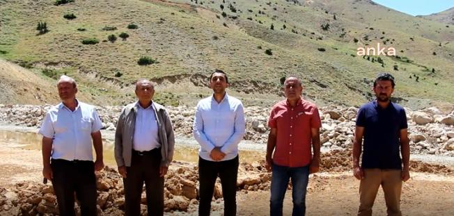 Nurhak'ta Kuraklık Uyarısı: Su Kaynağında Olmamıza Rağmen Su Sorunu Çözülemiyor