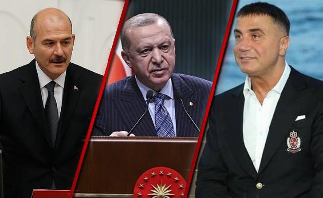 """""""Saray'dan sızan bilgilere göre Süleyman Soylu'nun ve Sedat Peker'in açıklamalarını masaya yatıran bir ekip oluşturuldu"""""""