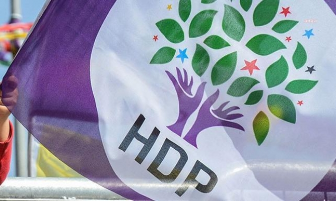 Yargıtay, HDP kapatma iddianamesini yeniledi