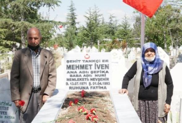 Adalet 29 Yıl Sonra Tecelli Etti; Mehmet İven Artık Resmen Şehit