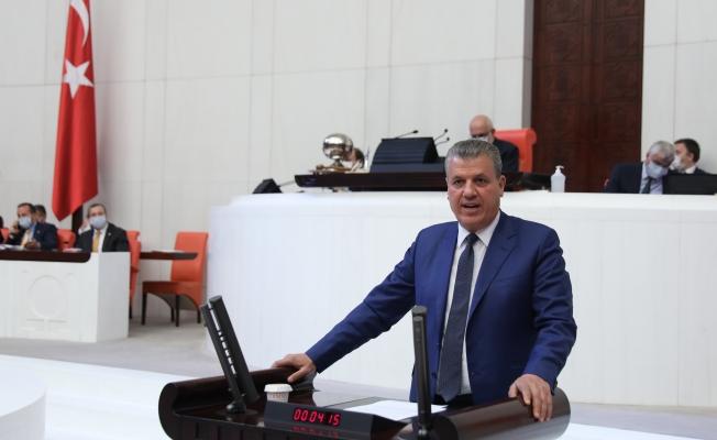 """Ayhan Barut; """"Adalet, demokrasi, hukuk ve Atatürk ilkelerine daha çok sarılmalıyız"""""""