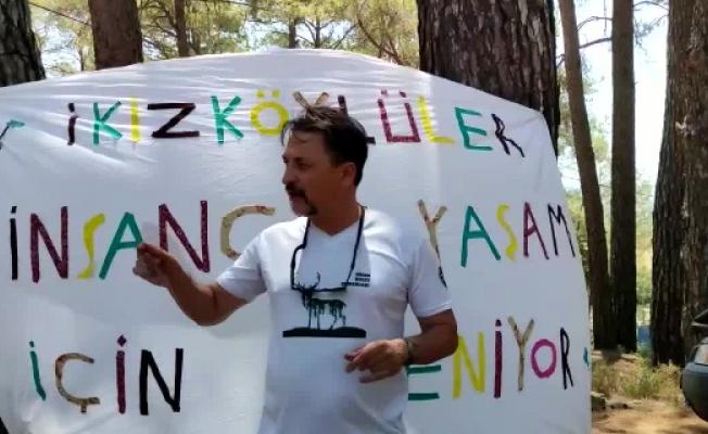 Akbelen Ormanı'nda köylülerin protesto ettiği şirket: 'Çevreye duyarlı madencilik mümkün'