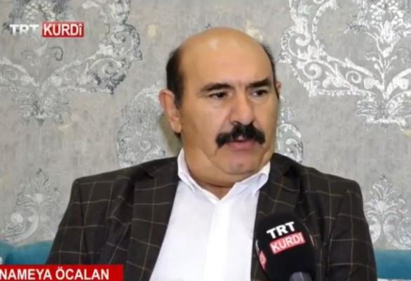 AKP'li Bülent Turan: Öcalan TRT'ye çıkmadı, TRT Kurdî'ye çıktı