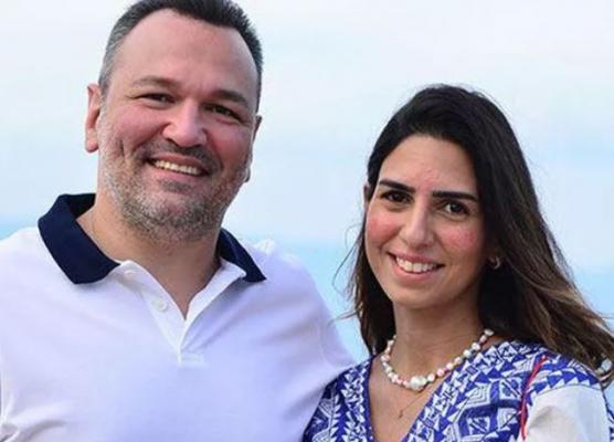 Ali Sunal ile Nazlı Kurbanzade ikinci bebeklerini kucaklarına aldı