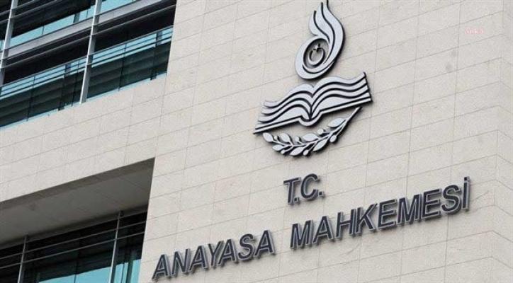 AYM, infaz yasasının iptali talebini reddetti