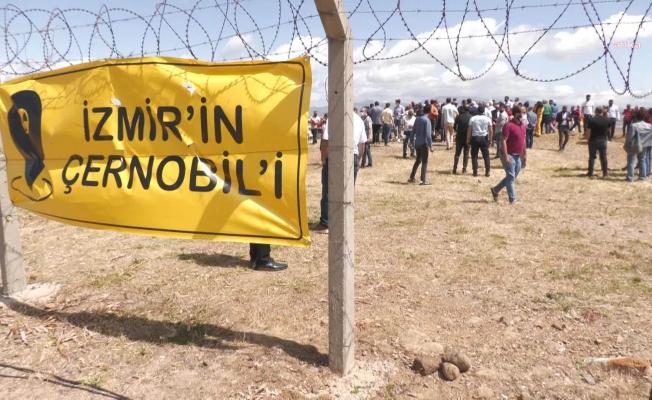 """Bakanlık'tan """"İzmir'in Çernobili"""" Açıklaması!.. CHP'li Bakan: """"Sorumluluğu Atıkların Sahibine Atıyorlar"""""""