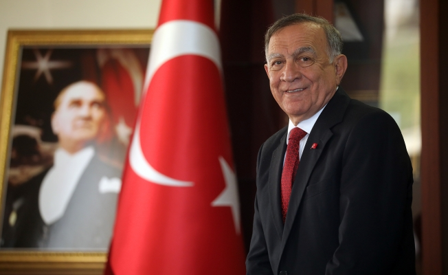 "BAŞKAN AKAY'DAN ""DEMOKRASİ"" VURGUSU"