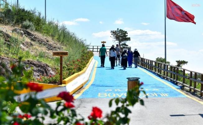 Başkentliler Çubuk-1 Barajı Rekreasyon Alanı'na Akın Etti