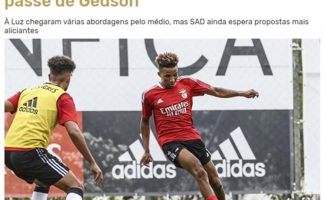 Beşiktaş'tan Galatasaray'a Ghezzal misillemesi! Gedson Fernandes için teklif yapıldı