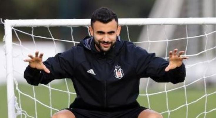 Beşiktaş'ta Rachid Ghezzal paniği
