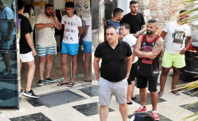 Bodrum'da 450 Turistin Bulunduğu Otel Mühürlendi