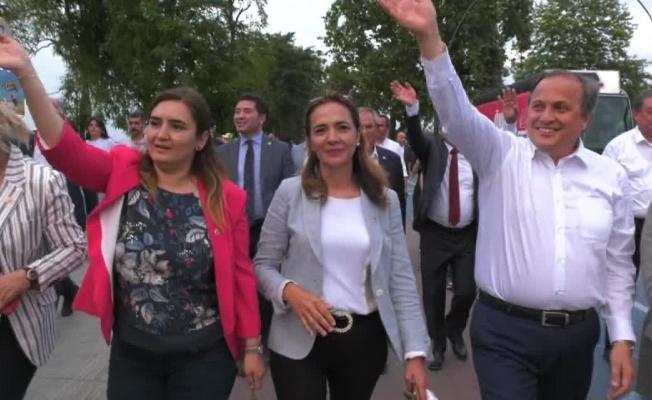 """CHP Heyeti Ordu sahilinde: """"En kısa sürede iktidar olacağız"""""""