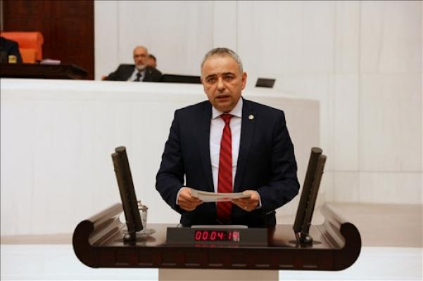 CHP'li Bakırlıoğlu: Samanın ton fiyatı 1.250 TL'ye çıktı; en ucuz girdi olması gereken samanın bu kadar pahalı olması anlaşılır gibi değil