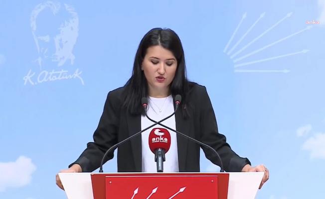 CHP'li Gökçen: Özgürlükten başka çaremiz yok